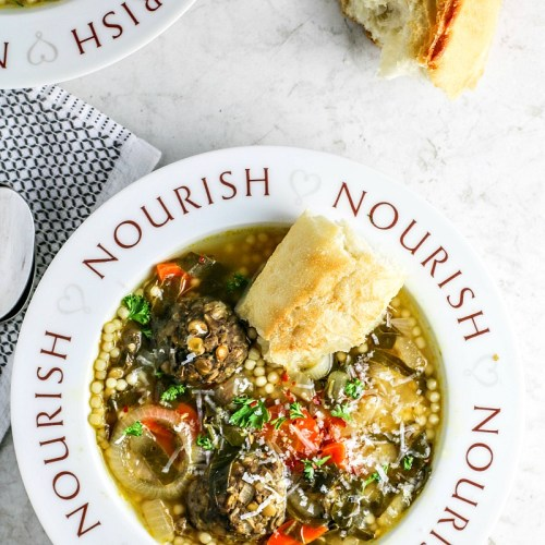 Vegetarian italian wedding soup killing thyme forumfinder Images
