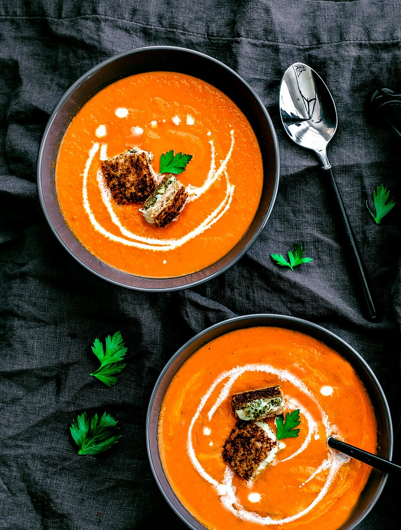Classic Tomato Soup | Killing Thyme