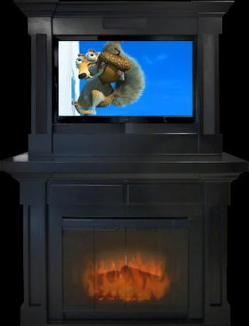 multimedia-fireplace