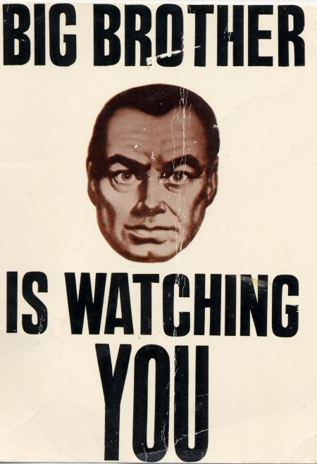 Big Brother is Watching You in Ohio.