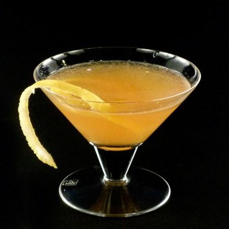Nikki Heat Cocktail