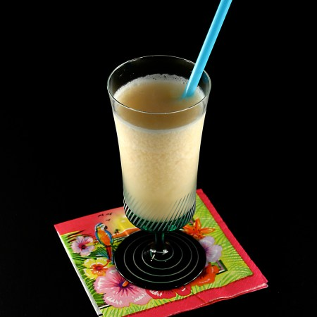 Coconut Kallaloo, 1970's era Tiki Drink