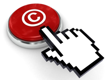 Copyright Easy Button