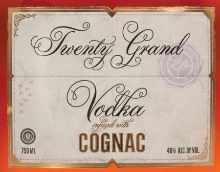 20-grand label