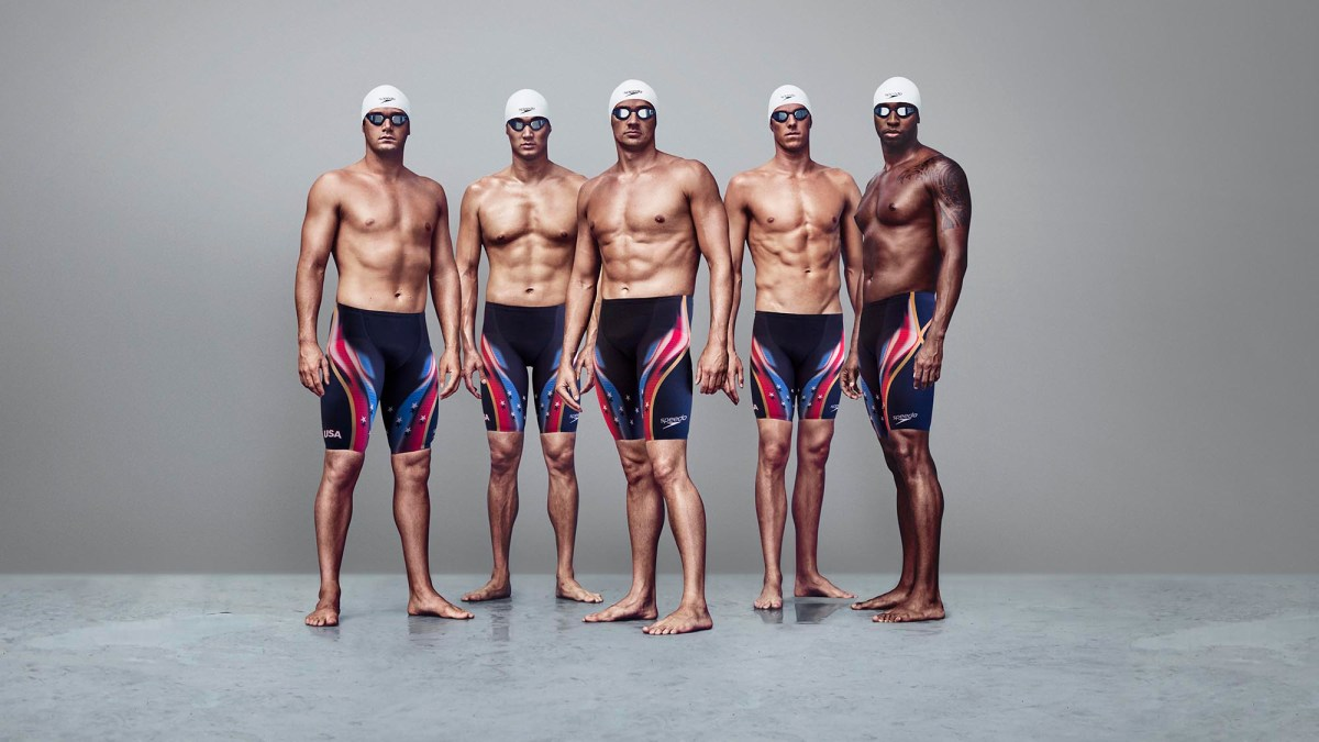 It's proof positive of the oppressive Patriarchy that we objectify peak physical conditioned female athletes, but never do that with men... wait...