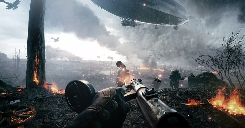 battlefield 1 gets microtransactions
