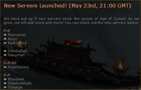 9 servers