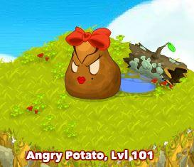 Angry Potato 101