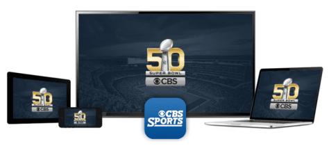 CBS Super Bowl Streaming