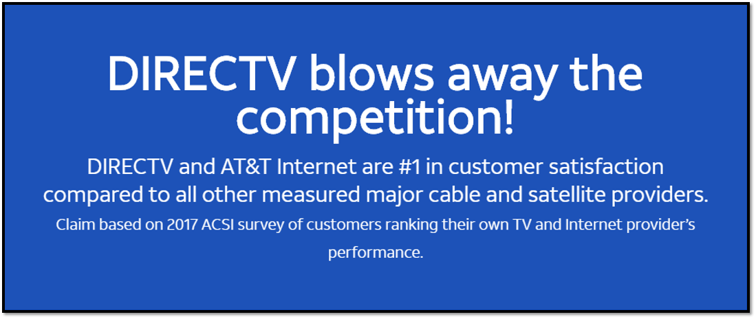 DirecTV Now and AT&T