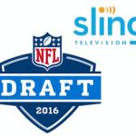 NFL Draft on Sling TV