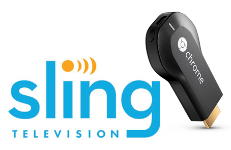 Sling TV ChromeCast