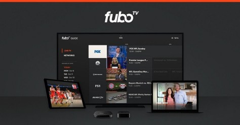 fubotv product shot