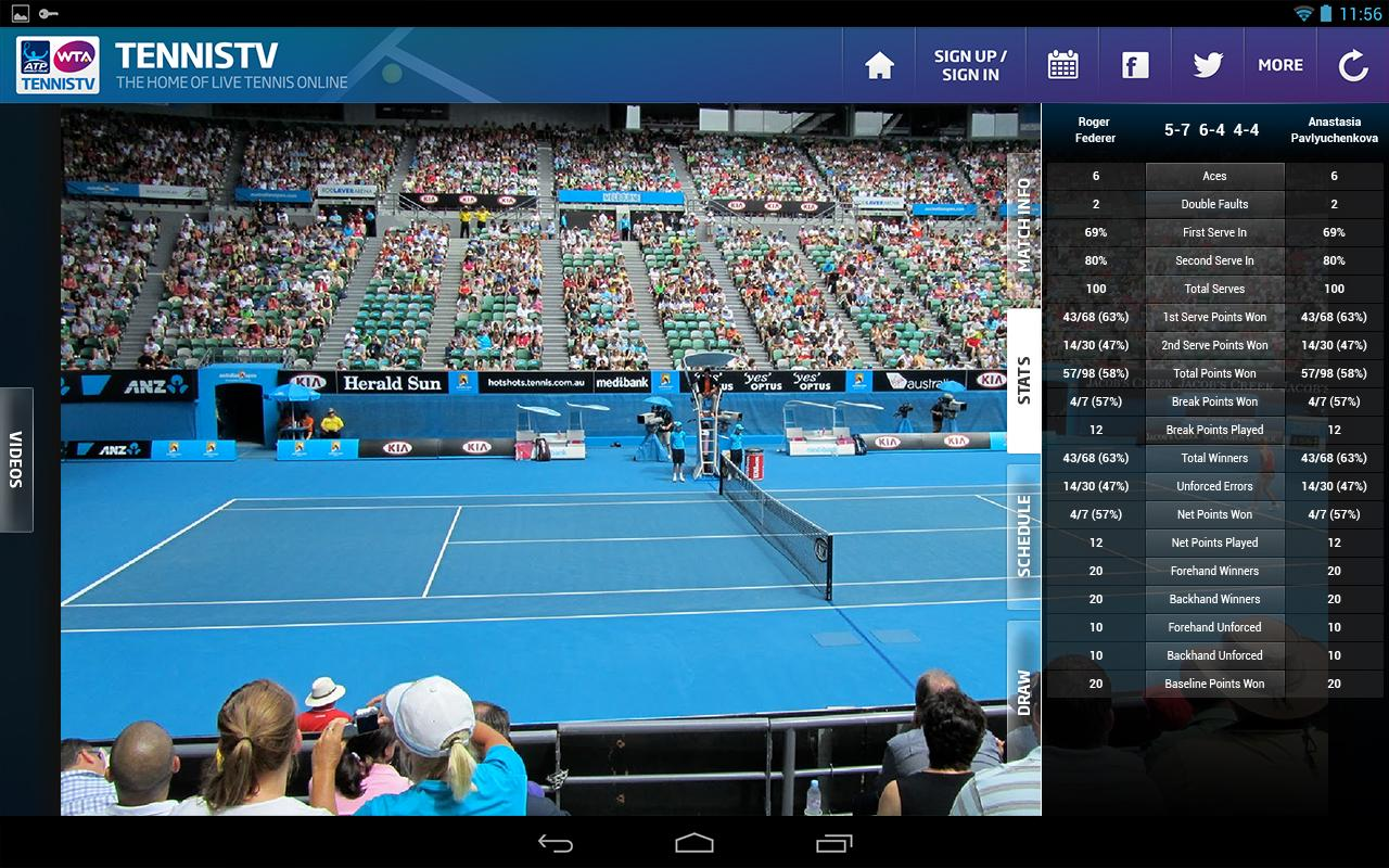 Live Tennis Im Tv