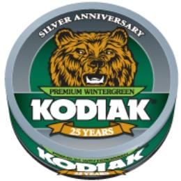 Kodiak Wintergreen