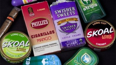 Photo of New York City Bans Flavored Tobacco Products
