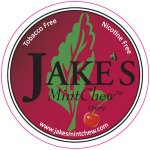 Jake's Mint Chew Cherry