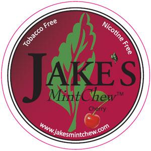 Jake's Mint Chew Cherry