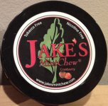Jake's Cranberry Single Can