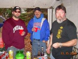 Chewie, Franny & BBJ