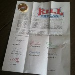 HOF Letter
