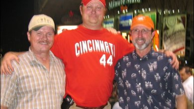 Photo of ODT, WhoDey and Jerry