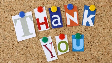 Photo of Thanks Is The Point
