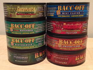Bacc-Off Cans