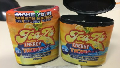 Photo of Teaza Energy Pouches Reviews