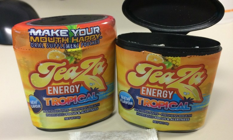 Teaza Energy Tropical New