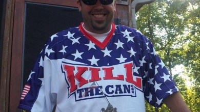 Photo of Custom KillTheCan.org Jersey – Now Taking Pre-Orders!