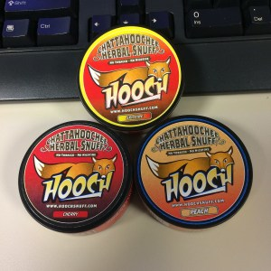 Hooch Rough Cut Cans