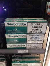 Smoking Causes Ageing of The Skin