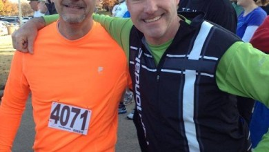 Photo of Cbird65 and TCOPE Knock Off a 10 Miler in Plano, TX