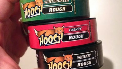 Photo of Hooch Snuff Rough Cut Review