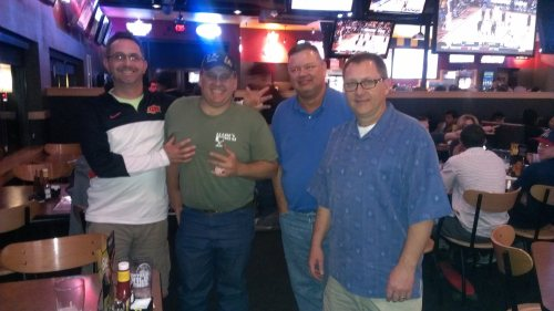 Phoenix Quitter Meet - ERVDM, jbradley, RonCross, and KANA