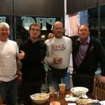 Seth, KO, Cmark & Ammqash In San Diego