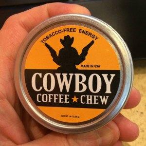 Cowboy Coffee Chew