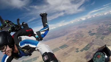 Photo of Quit Is Flying High Over the Arizona Deserts!