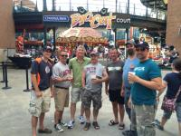 Quitters At Comerica Park