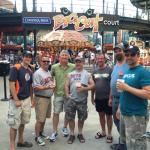 A Boatload of Quit and a Pink Purse at Comerica Park