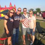 Roamcountry, CBird65 & Lovely Ladies Celebrating The 4th!