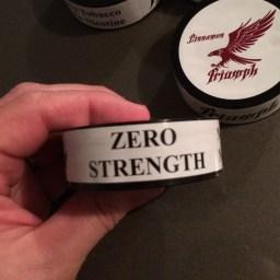 Triumph Chew – Zero Strength