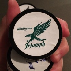 Wintergreen Triumph Chew