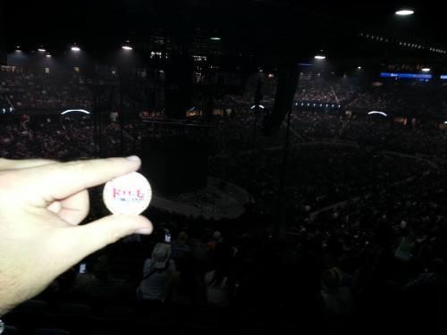 sox2012 Garth Brooks Concert