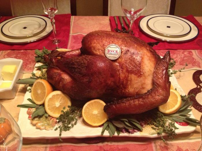 Bronc - KTC Thanksgiving 2014