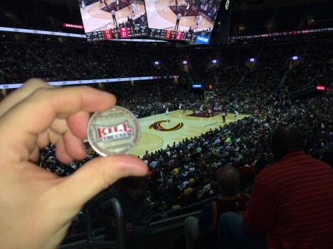 Chewie - Cleveland Cavaliers (3)