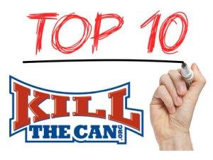 KillTheCan Top 10