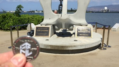 Photo of mcarmo44 Visits Pearl Harbor Memorial Day Weekend