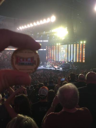 Mike - Foo Fighters - Anaheim, CA 10.17.2015